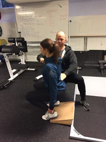 Read more about the article Intern uddannelse i Performance Gym PT