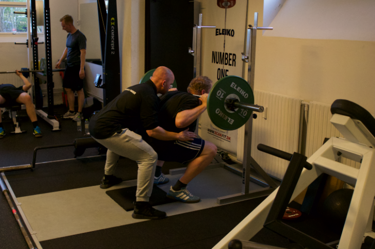 Read more about the article Personlig træning sikrer langvarig succes