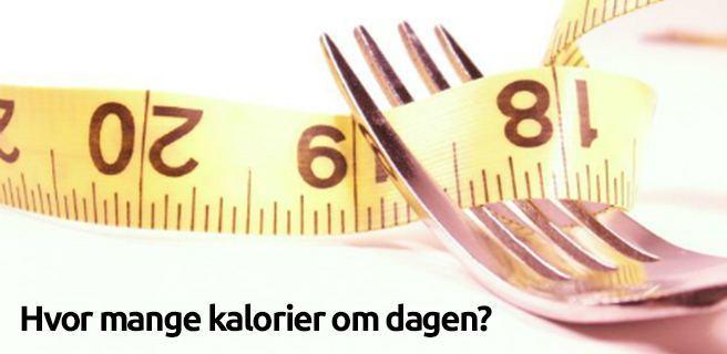 Read more about the article Kalorier