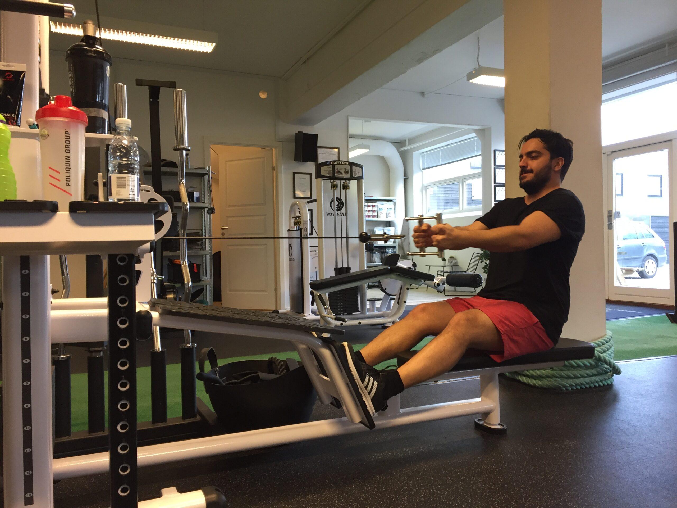 Praktisk Onsdag – Program for fedttab – Torso+Arme