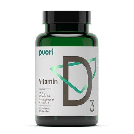 Read more about the article Indtag fedt sammen med D-vitamin